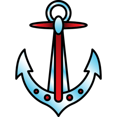 Anchor Tattoos Cut Out Png PNG Images