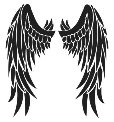 Photos Angel Tattoos PNG Images