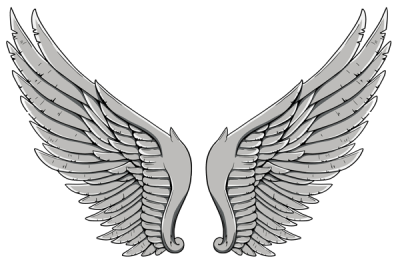 PNG Angel Tattoos Images PNG Images