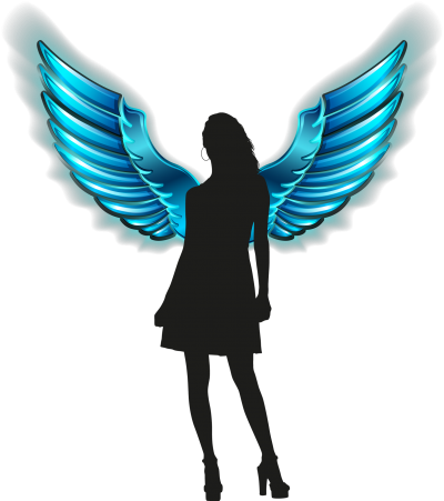 Angel Tattoos Png Transparent Free Images Png Only