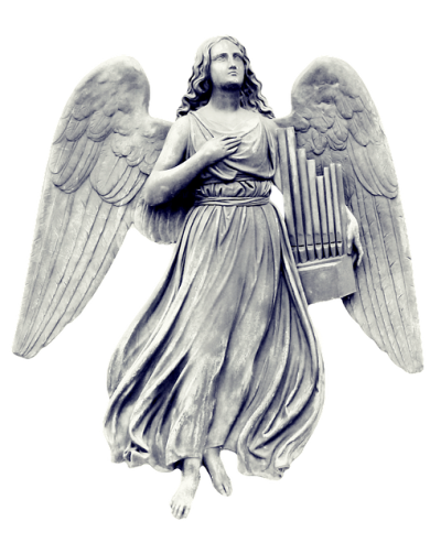Free Illustration Angel Angelic Wings Clipart Photo
