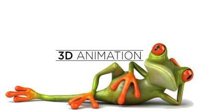Frog Animation Png Image