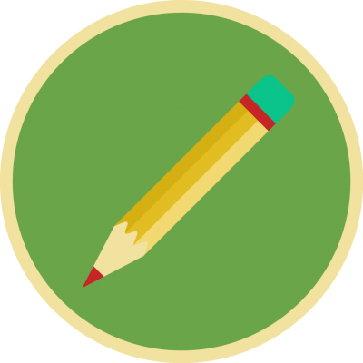 Pen Yellow Animation Png PNG Images