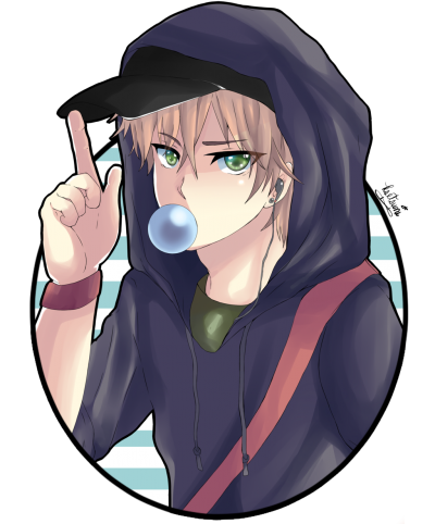 Anime Boy Cut Out Png PNG Images