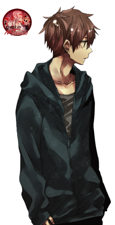 Anime Boy Free Transparent Png PNG Images
