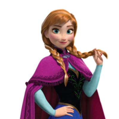 Anna Icon Clipart PNG Images