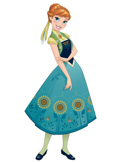 Anna Clipart PNG File PNG Images