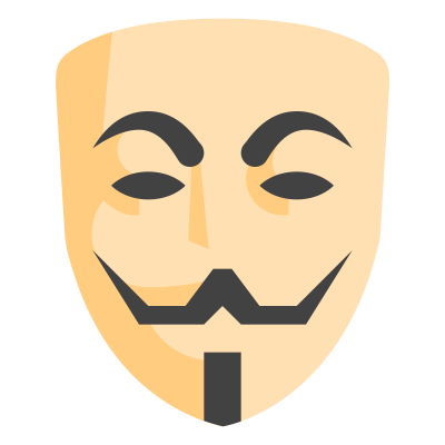 Anonymous Mask Icon Png