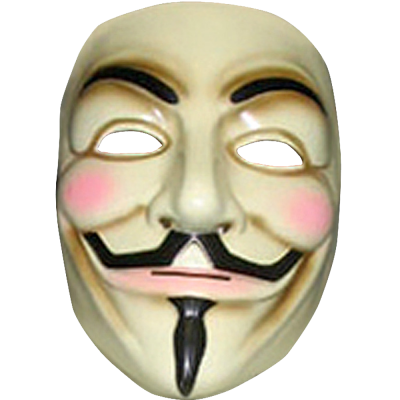 Anonymous Mask Png Images