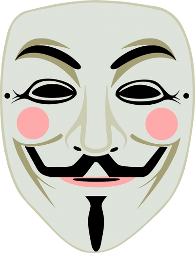 Anonymous Mask Png Transparent PNG Images