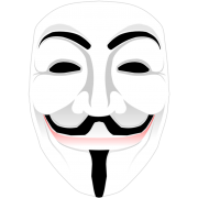 Anonymous Mask Transparent Images