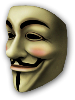 Face, Mask, Fear, Anonymous Mask Png PNG Images