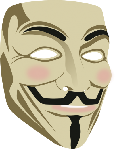 Face, Mask, Funny, Fear, Anonymous Mask Icons Png PNG Images