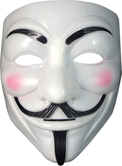 Face, Mask, Funny, Fear, Anonymous Mask Png PNG Images