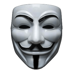 Mask Anonymous Transparent Png