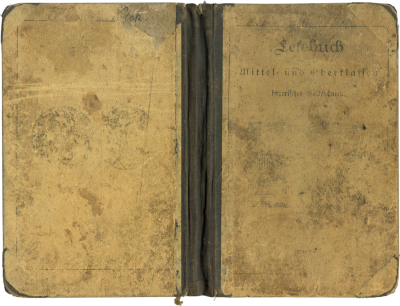 Antique Stained Book Cover Png PNG Images