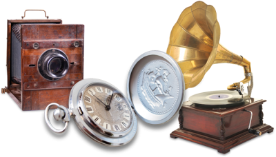 Camera, Hour, Cd Player, Antique Png PNG Images