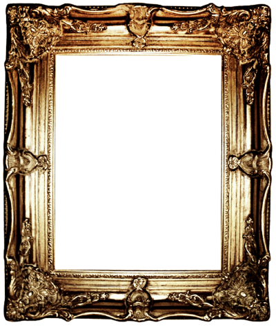 Frame Png Antique Clipart