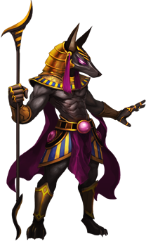Anubis Brown Dust Wiki PNG Images