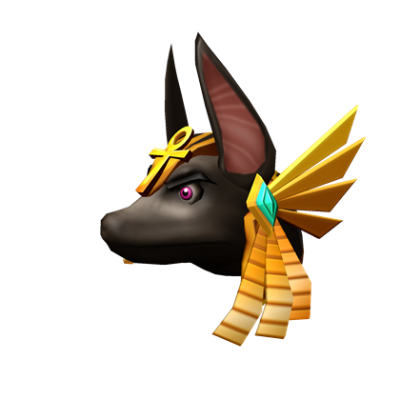 Anubis Head Roblox Fandom Powered Clipart Image
