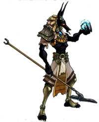 Anubis Mutants Genetic Gladiators Hd Image PNG Images