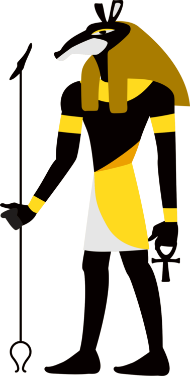 Anubis And Horus Clipart Images