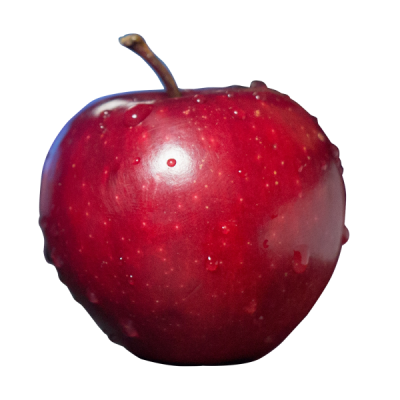 Single Apple Fruit Clipart PNG File PNG Images