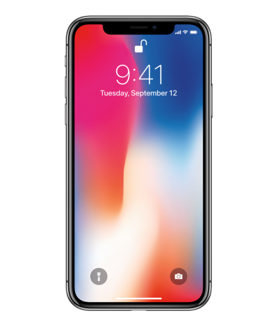 Smartphone, Apple Iphone X Transparent Background