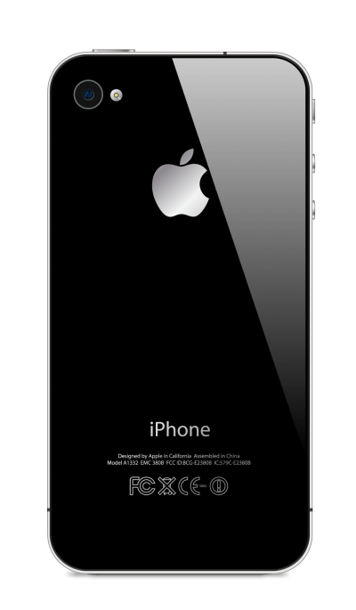 Apple Iphone Back View PNG Picture PNG Images