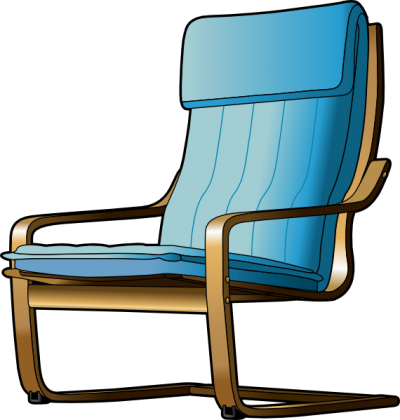 Armchair Background PNG Images