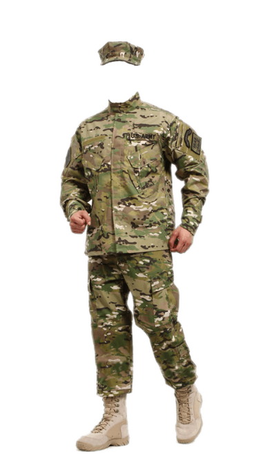 Body Soldier, Army, Blank Face, Road Free image PNG Images