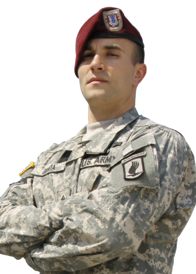 Posing Soldier, Army HD Image PNG Images
