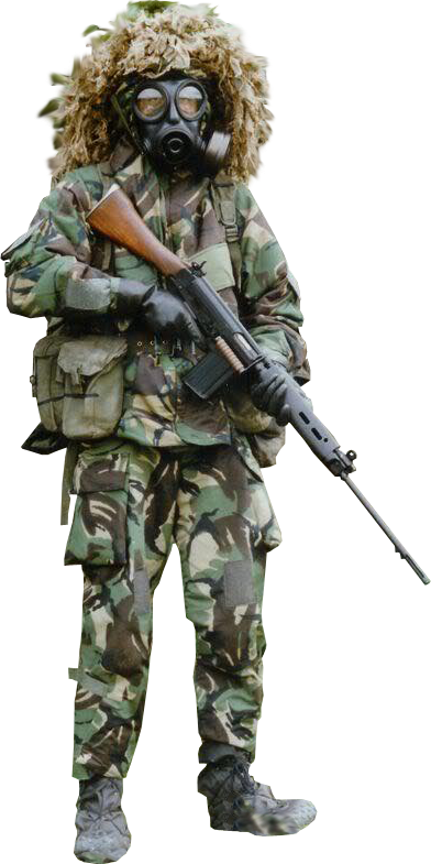 Nbc War Fearless Soldier Transparent Background image PNG Images