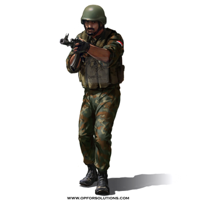 Army PNG Regional Promotion, Clipart Hd Soldier With Weapons PNG Images