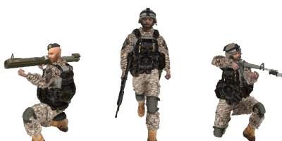 Feature, Rifle, Barrel, Army Elements, Transparent Photo