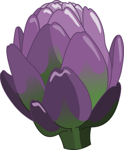 Artichokes Clipart Transparent