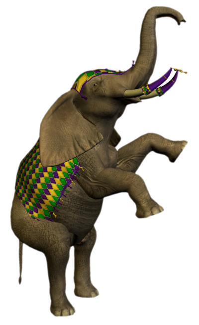 Art Gray Roaring Giant Elephant Png Transparent Photo, Animal, Giant Elephant, Elephant Trunk, Mammal Animal PNG Images