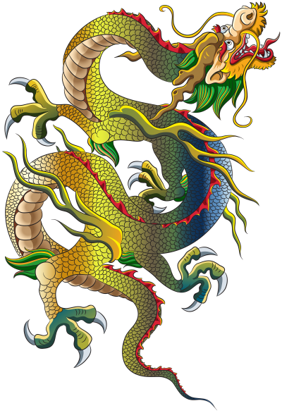 Chinese Art Dragon Snake Clipart, Snake, Footless Reptile, Hissing Sound, Venomous PNG Images