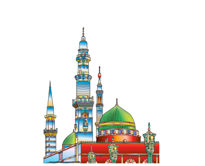 Art Vector Madina Png Transparent Background PNG Images