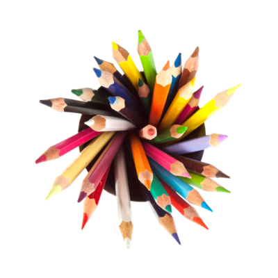 PNG Painting Art Color Pencils PNG Images