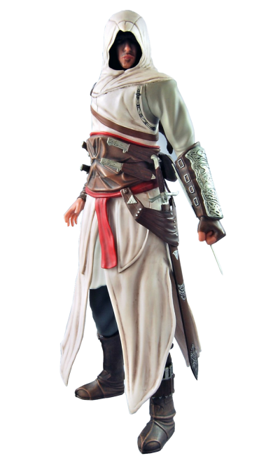 Assassins Creed Of Faith In White HD Photo