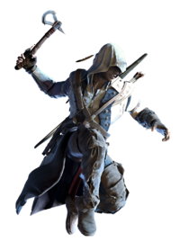 PNG Attack Was Assassins Creed Of Picture Of Faith, Protector, Fighting PNG Images