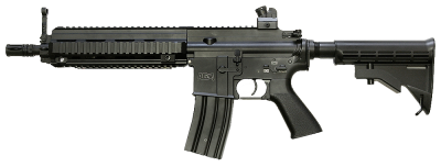Hd Automatic Control, Assault Rifle