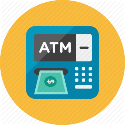 Icon ATM Clipart PNG Images