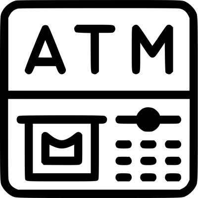 Atm Free PNG PNG Images