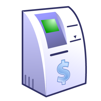 Atm Cut Out Png PNG Images