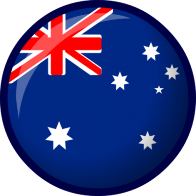 Australia Flag Photos