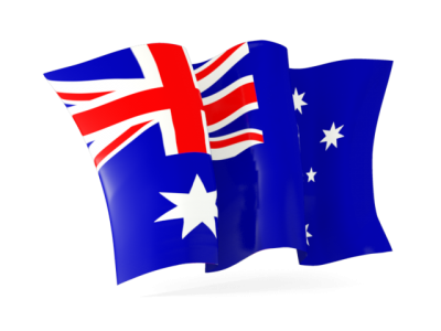 Australia Flag Clipart PNG File PNG Images