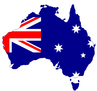 Australia Flag PNG Picture