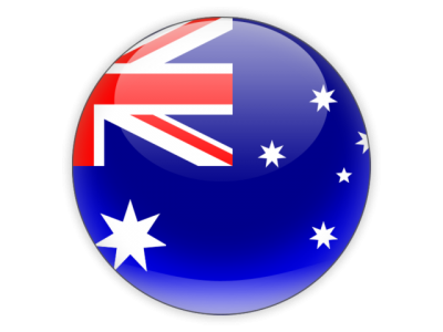 Australia Flag High Quality PNG